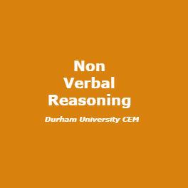 11+ non verbal reasoning CEM