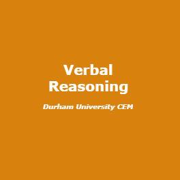 verbal reasoning CEM